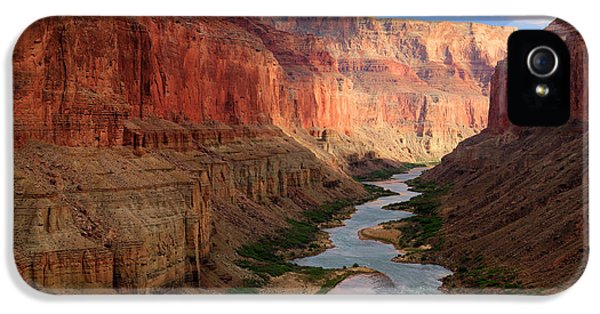 Carve iPhone 5 Cases - Marble Canyon iPhone 5 Case by Inge Johnsson