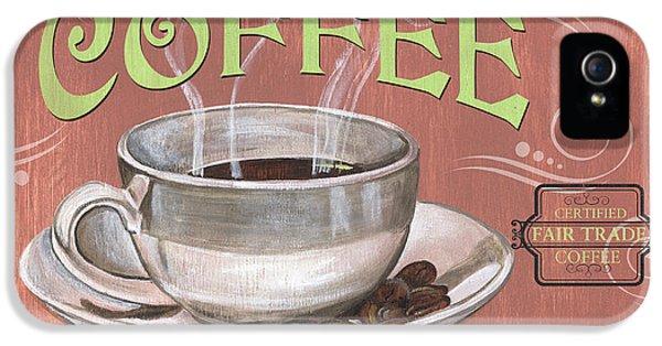 Marsala Coffee 2 IPhone 5 / 5s Case by Debbie DeWitt