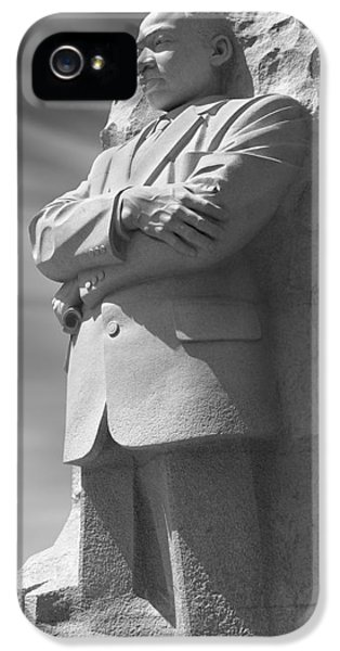 Carve iPhone 5 Cases - Martin Luther King Jr. Memorial - Washington D.C. iPhone 5 Case by Mike McGlothlen