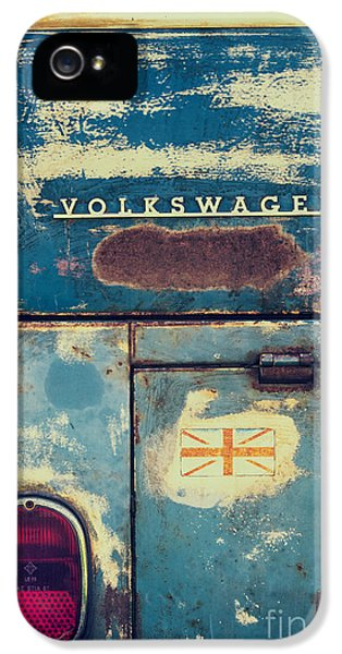 Corroded iPhone 5 Cases - Me Old Dub iPhone 5 Case by Tim Gainey