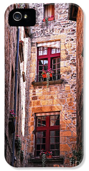 Stone iPhone 5 Cases - Medieval architecture iPhone 5 Case by Elena Elisseeva
