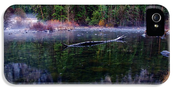 Merced River Riverscape IPhone 5 / 5s Case by Scott McGuire