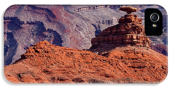 Mexican iPhone 5 Cases - Mexican Hat iPhone 5 Case by Mike  Dawson