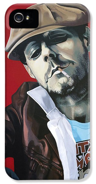 Husband iPhone 5 Cases - Mister King iPhone 5 Case by Kelly Jade King