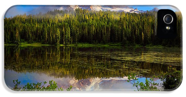 Misty Reflection IPhone 5 / 5s Case by Inge Johnsson