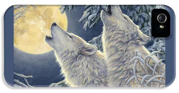 Moonlight IPhone 5 / 5s Case by Lucie Bilodeau