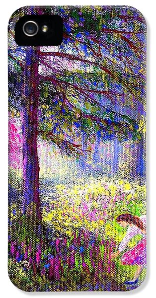 Morning Dew IPhone 5 / 5s Case by Jane Small
