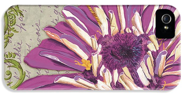 Moulin Floral 2 IPhone 5 / 5s Case by Debbie DeWitt