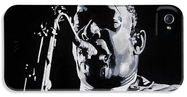 Mr Coltrane IPhone 5 / 5s Case by Brian Broadway
