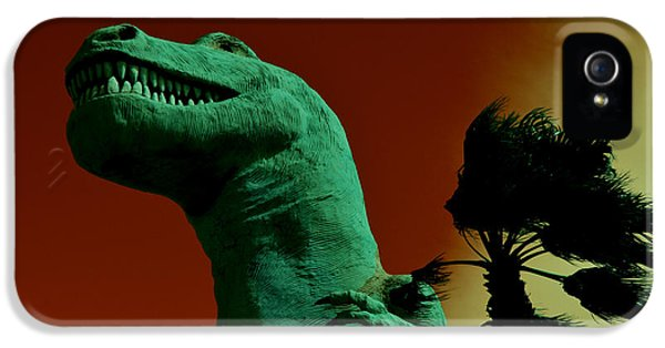 10 Bells iPhone 5 Cases - Mr Rex iPhone 5 Case by Cindy Nunn