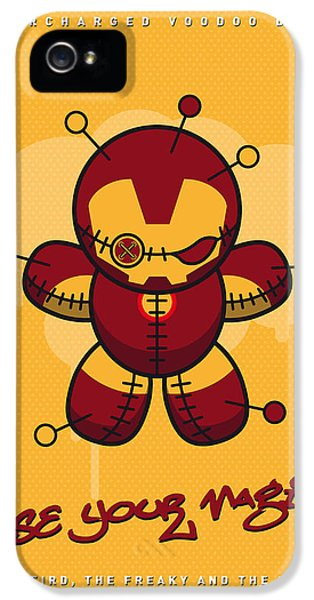 My Supercharged Voodoo Dolls Ironman IPhone 5 / 5s Case by Chungkong Art