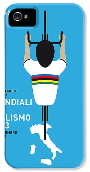 Concept iPhone 5 Cases - MY World Championships MINIMAL POSTER iPhone 5 Case by Chungkong Art