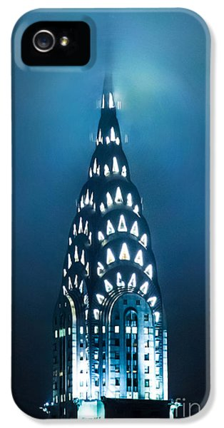 Midtown iPhone 5 Cases - Mystical Spires iPhone 5 Case by Az Jackson