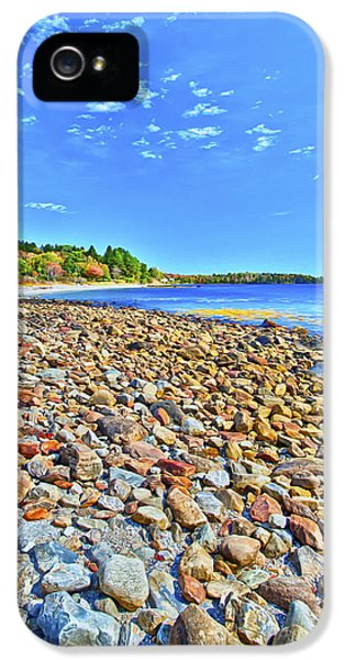 Nature's Tumbler IPhone 5 / 5s Case by Gregory W Leary