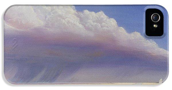 Storm iPhone 5 Cases - Nebraska Vista iPhone 5 Case by Jerry McElroy