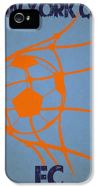 New York City Fc Goal IPhone 5 / 5s Case by Joe Hamilton
