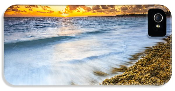 Coast iPhone 5 Cases - Ocean Retreat iPhone 5 Case by Sebastian Musial