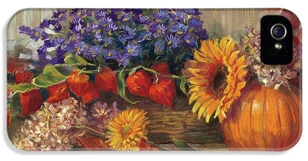 October Still Life IPhone 5 / 5s Case by Carol Rowan