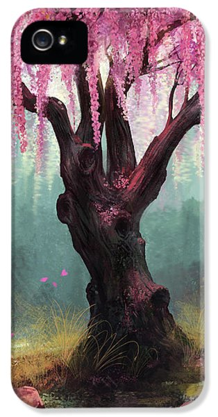 Environment iPhone 5 Cases - Ode To Spring iPhone 5 Case by Steve Goad