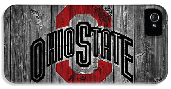 Padded iPhone 5 Cases - Ohio State University iPhone 5 Case by Dan Sproul