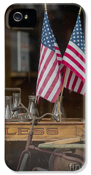 Fourth iPhone 5 Cases - Old General Store Window iPhone 5 Case by Edward Fielding