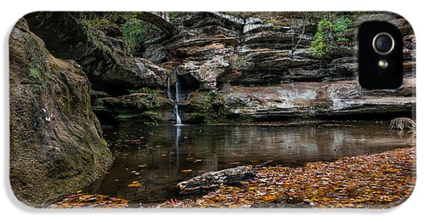 Old Mans Cave IPhone 5 / 5s Case by James Dean