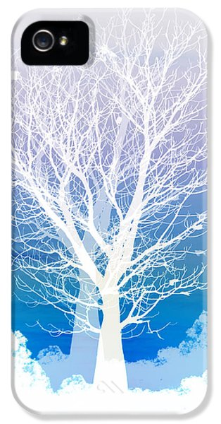Once Upon A Moon Lit Night... IPhone 5 / 5s Case by Holly Kempe