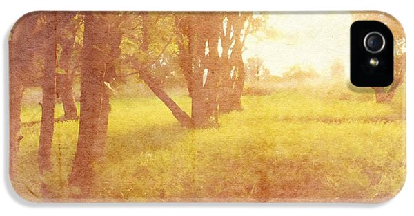 Orchard View IPhone 5 / 5s Case by Brett Pfister