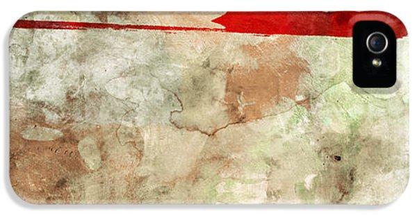 Epic Amazing Colors Landscape Digital Modern Still Life Trees Warm Natural Earth Organic Paint Photo Chic Decor Interior Design Brett Pfister Art Digital Art Digital Art Digital Art iPhone 5 Cases - Orient iPhone 5 Case by Brett Pfister