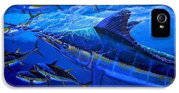 Out Of The Blue IPhone 5 / 5s Case by Carey Chen