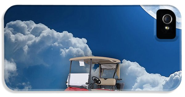 Outdoor Golfing IPhone 5 / 5s Case by Marvin Blaine