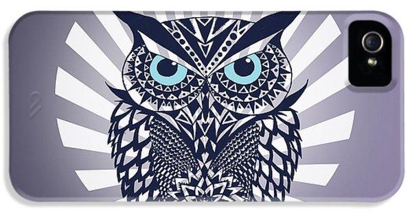 Owl IPhone 5 / 5s Case by Mark Ashkenazi