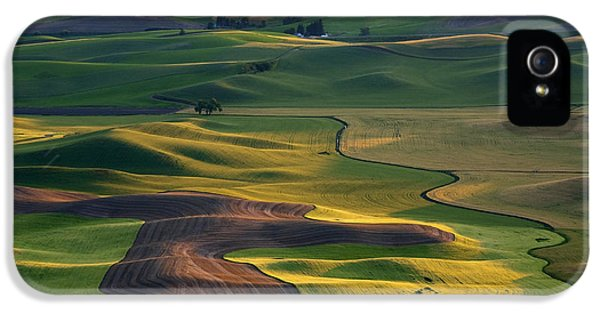 Palouse Shadows IPhone 5 / 5s Case by Mike  Dawson