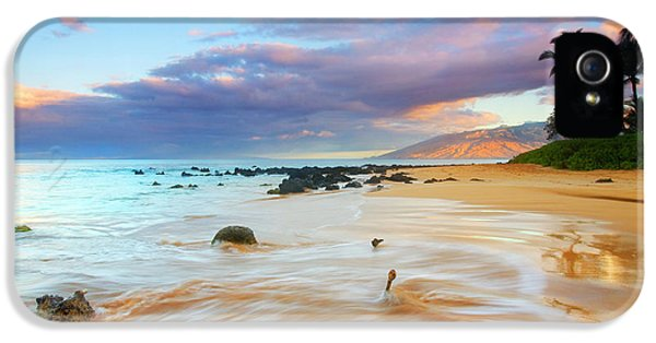Scenic iPhone 5 Cases - PAradise Dawn iPhone 5 Case by Mike  Dawson