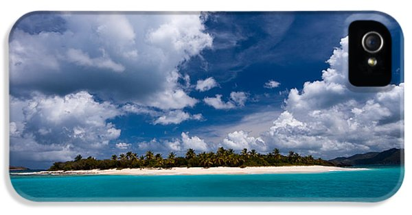 Family iPhone 5 Cases - Paradise is Sandy Cay iPhone 5 Case by Adam Romanowicz