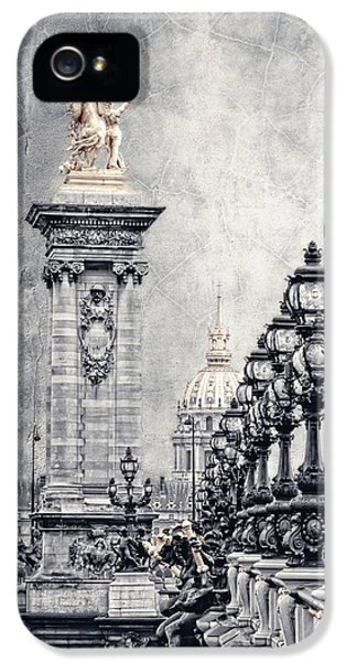 Paris Pompous 2 IPhone 5 / 5s Case by Joachim G Pinkawa