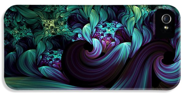 Asymmetrical iPhone 5 Cases - Passionate Mindfulness iPhone 5 Case by Georgiana Romanovna