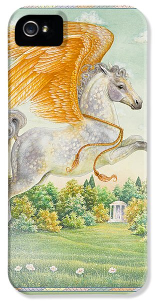 Pegasus IPhone 5 / 5s Case by Lynn Bywaters