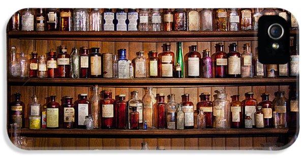 Msavad iPhone 5 Cases - Pharmacy - Pharma-palooza  iPhone 5 Case by Mike Savad