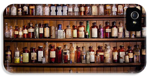 Pharmacy - Pharma-palooza  IPhone 5 / 5s Case by Mike Savad