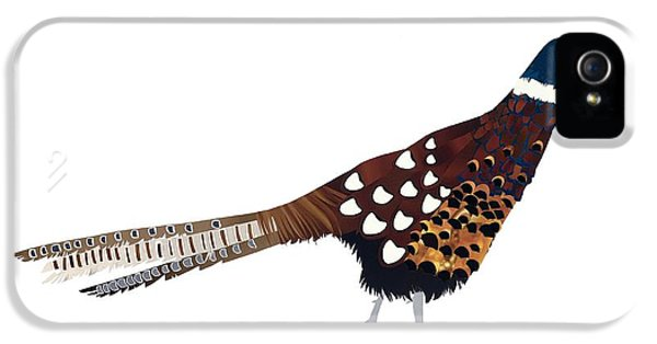 Pheasant IPhone 5 / 5s Case by Isobel Barber