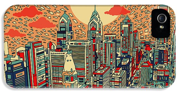Philadelphia Dream IPhone 5 / 5s Case by Bekim Art
