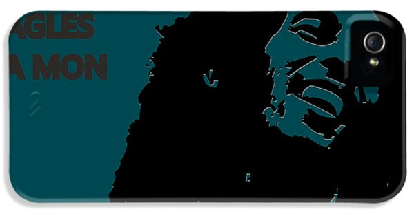 Philadelphia Eagles Ya Mon IPhone 5 / 5s Case by Joe Hamilton