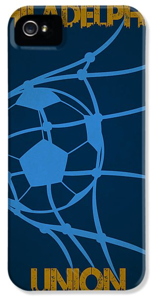 Net iPhone 5 Cases - Philadelphia Union Goal iPhone 5 Case by Joe Hamilton