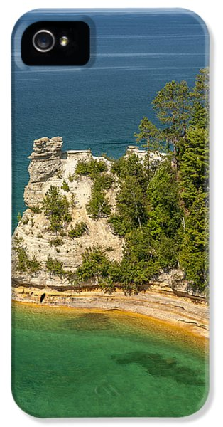 Pictured Rocks National Lakeshore IPhone 5 / 5s Case by Sebastian Musial