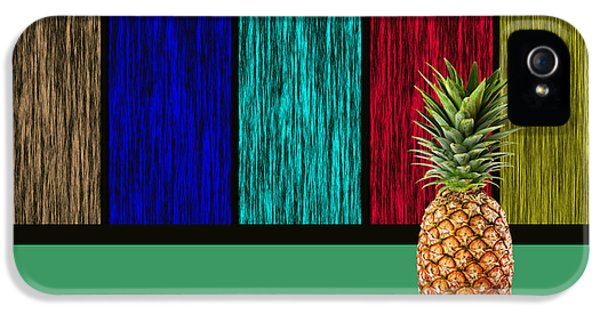 Pineapple IPhone 5 / 5s Case by Marvin Blaine