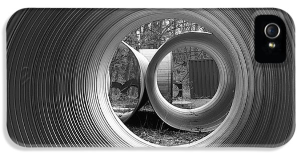 Tubular iPhone 5 Cases - Pipe Dream iPhone 5 Case by Luke Moore