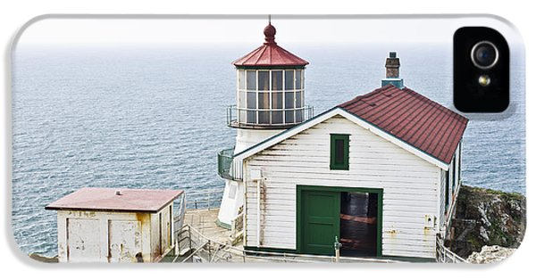 Point Reyes Lighthouse IPhone 5 / 5s Case by Priya Ghose
