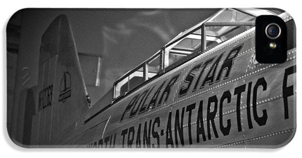 Howard Hawks iPhone 5 Cases - Polar Star iPhone 5 Case by Tom Gari Gallery-Three-Photography
