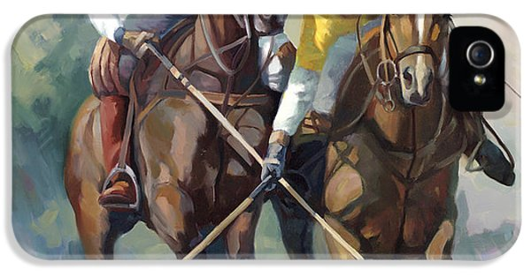 Polo IPhone 5 / 5s Case by Laurie Hein